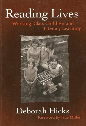 9780807741498: Reading Lives: Working-Class Children and Literacy Learning (Language and Literacy Series (Teachers College Pr)) (Language & Literacy Series)
