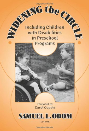 9780807741719: Widening the Circle: Including Children With Disabilities in Preschool Programs (Early Childhood Education, 83) (Early Childhood Education Series)