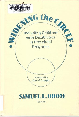 9780807741726: Widening the Circle: Including Children with Disabilities in Preschool Programs (Early Childhood Education Series)