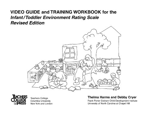 9780807743201: Infant Toddler Environment Rating Scale: Video Guide & Training Workbook