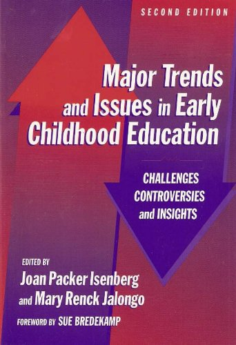 Major Trends and Issues in Early Childhood: Joan Isenberg, Mary