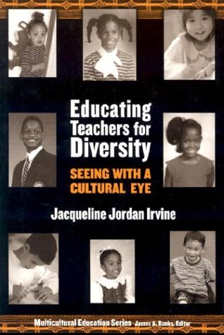 9780807743577: Educating Teachers for Diversity: Seeing with a Cultural Eye (Multicultural Education Series)