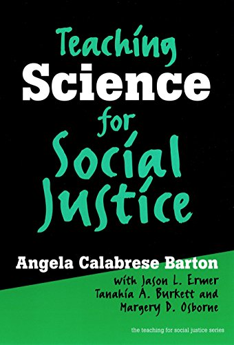 9780807743836: Teaching Science for Social Justice (Teaching for Social Justice, 10) (Teaching for Social Justice (Paperback))