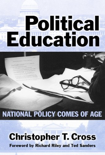 9780807743973: Political Education: National Policy Comes of Age