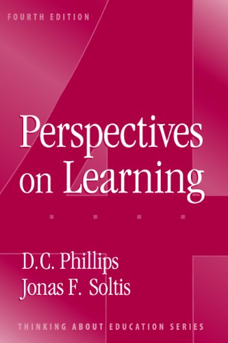 9780807744475: Perspectives on Learning (Thinking About Education Series)