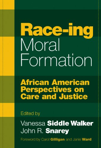 9780807744499: Race-Ing Moral Formation: African American Perspectives on Care and Justice