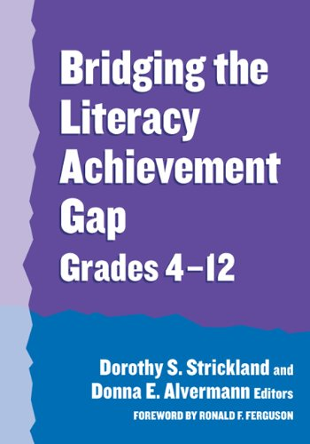 9780807744871: Bridging the Literacy Achievement Gap, Grades 4-12 (Language and Literacy Series (New York, N.Y.).)