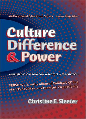9780807745243: Culture Difference & Power