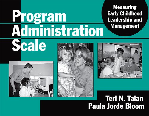 9780807745281: Program Administration Scale: Measuring Early Childhood Leadership And Management