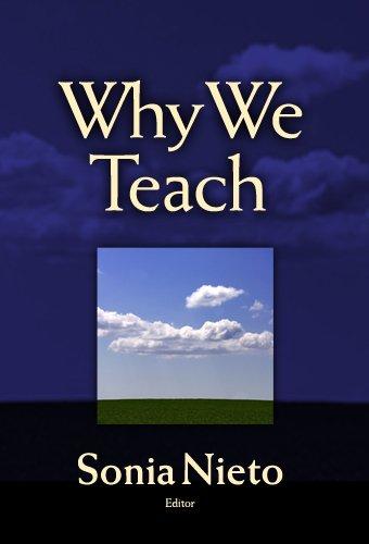 9780807745939: Why We Teach