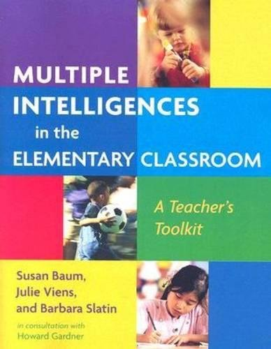 9780807746103: Multiple Intelligences in the Elementary Classroom: A Teachers Toolkit