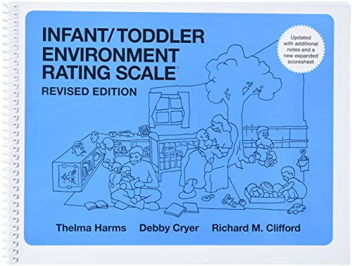 9780807746400: Infant/Toddler Environment Rating Scale (ITERS-R): Revised Edition