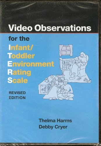 9780807747094: Video Observations for the ITERS-R