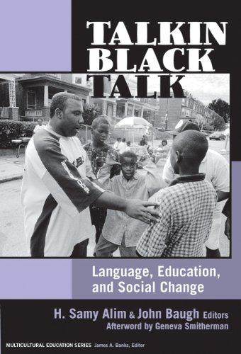 9780807747469: Talkin Black Talk: Language, Education, and Social Change (Multicultural Education Series)
