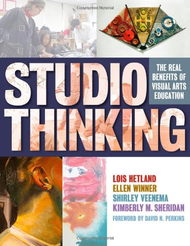 9780807748183: Studio Thinking: The Real Benefits of Visual Arts Education