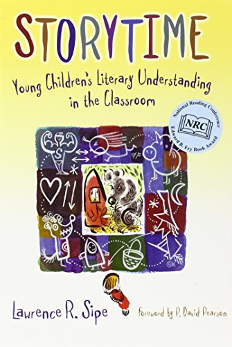 9780807748282: Storytime: Young Children's Literary Understanding in the Classroom (Language and Literacy Series)