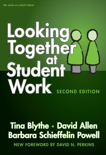 9780807748350: Looking Together at Student Work, Second Edition: 0 (On School Reform)