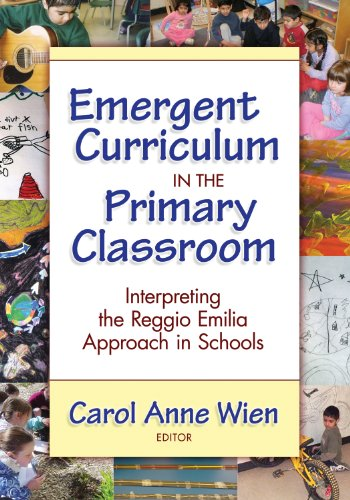 9780807748886: Emergent Curriculum in the Primary Classroom: Interpreting the Reggio Emilia Approach in Schools (Early Childhood Education Series)