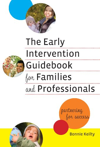 9780807750278: The Early Intervention Guidebook for Families and Professionals: Partnering for Success (Practitioners Bookshelf, Language & Literacy)