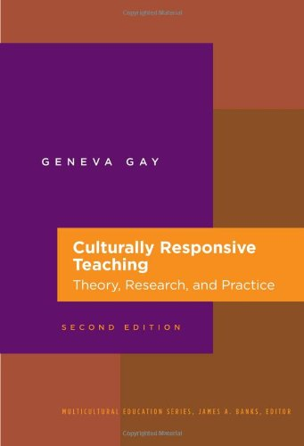 9780807750780: Culturally Responsive Teaching: Theory, Research, and Practice (Multicultural Education Series)