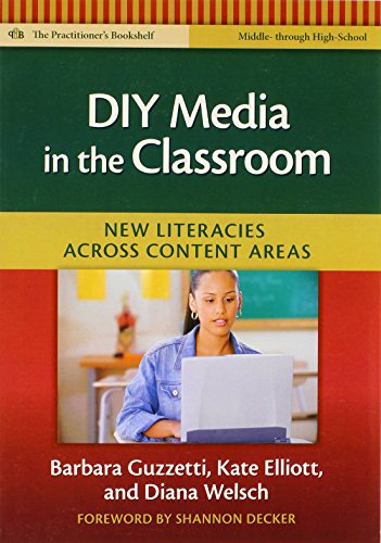 9780807750797: DIY Media in the Classroom: New Literacies Across Content Areas (Language and Literacy Series (The Practitioner's Bookshelf))