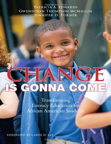 9780807750841: Change Is Gonna Come: Transforming Literacy Education for African American Students (Language and Literacy) (Language and Literacy (Paperback))