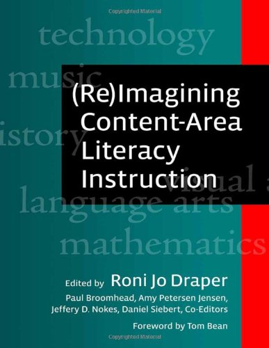 9780807751268: (Re)imagining Content-area Literacy Instruction (Language & Literacy Series) (Language and Literacy Series) (Language and Literacy (Paperback))