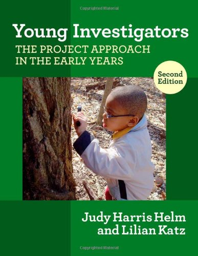 9780807751534: Young Investigators: The Project Approach in the Early Years, 2nd Edition