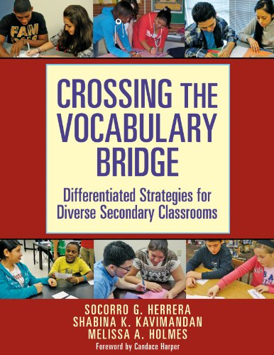 9780807752173: Crossing the Vocabulary Bridge: Differentiated Strategies for Diverse Secondary Classrooms