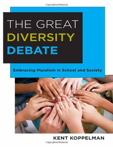 9780807752210: The Great Diversity Debate: Embracing Pluralism in School and Society
