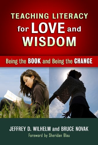 9780807752371: Teaching Literacy for Love and Wisdom: Being the Book and Being the Change (Language and Literacy Series)
