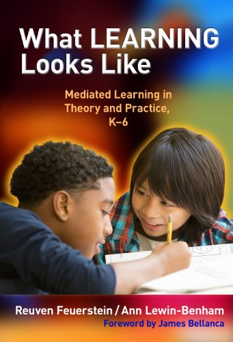 9780807753262: What Learning Looks Like: Mediated Learning in Theory and Practice, K-6