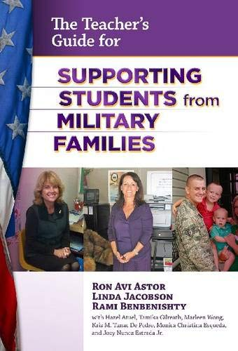 9780807753699: The Teacher's Guide for Supporting Students from Military Families