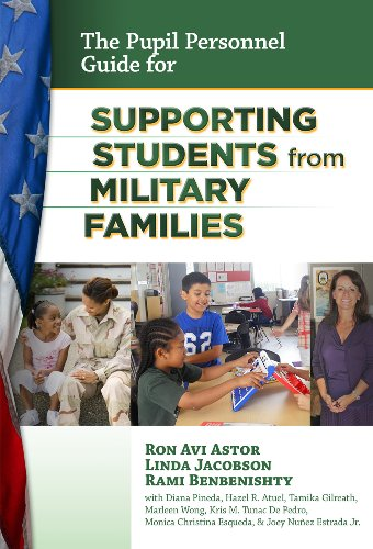 9780807753712: The Pupil Personnel Guide for Supporting Students from Military Families
