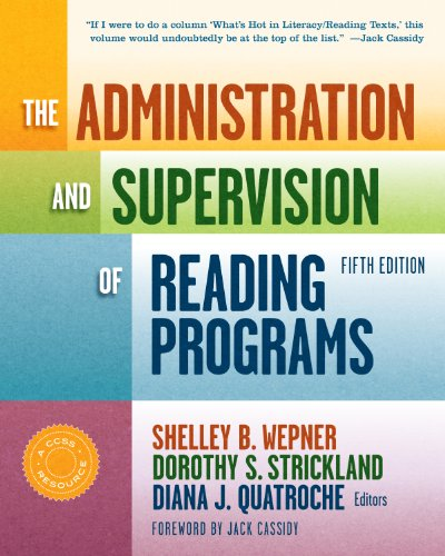 9780807754801: The Administration and Supervision of Reading Programs (Language and Literacy Series)