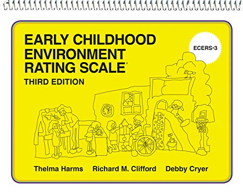 9780807755709: Early Childhood Environment Rating Scales, Third Edition (Ecers-3): Early Childhood Environment Rating Scales (Ecers-3)