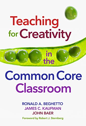 9780807756164: Teaching for Creativity in the Common Core Classroom