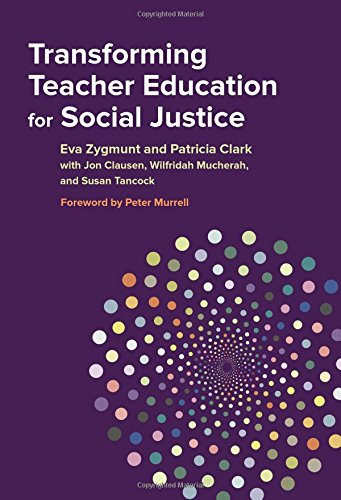 9780807757086: Transforming Teacher Education for Social Justice