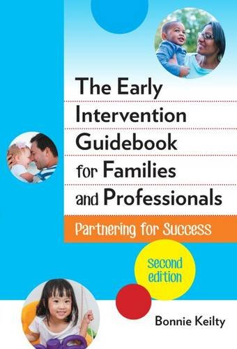 9780807757734: The Early Intervention Guidebook for Families and Professionals: Partnering for Success (Early Childhood Education)