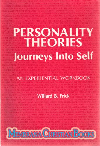 9780807761021: Personality Theories: Journeys Into Self: An Experiential Workbook