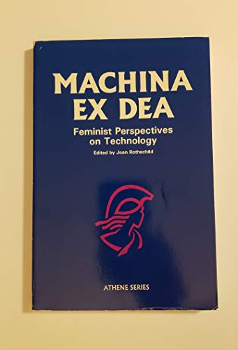 9780807762219: Machina Ex Dea: Feminist Perspectives on Technology (Athene)
