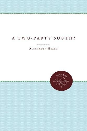 9780807806173: A Two-Party South?