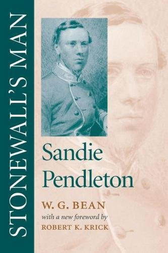 9780807807576: Stonewall's Man: Sandie Pendleton