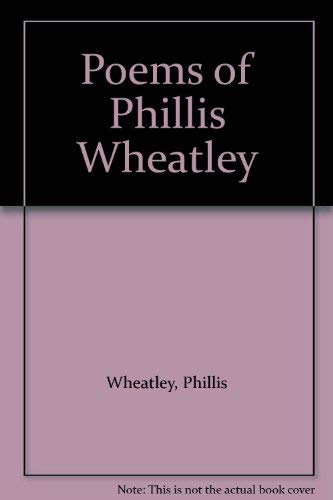 9780807809846: Poems of Phillis Wheatley