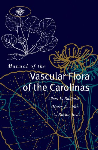 Manual of the Vascular Flora of the Carolinas