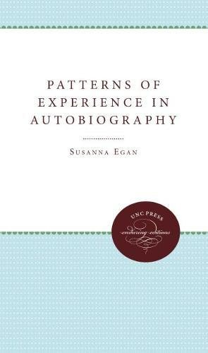 9780807815816: Patterns of Experience in Autobiography