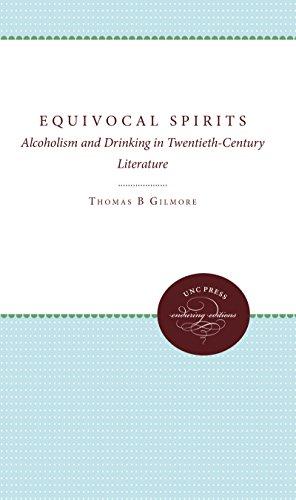9780807817261: Equivocal Spirits: Alcoholism and Drinking in Twentieth-Century Literature