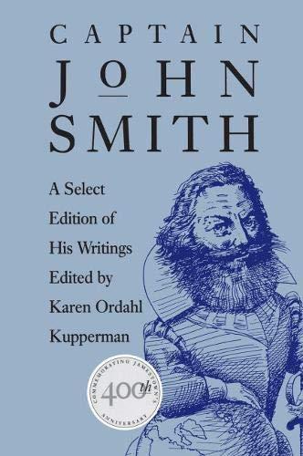 9780807817780: Captain John Smith: A Select Edition of His Writings