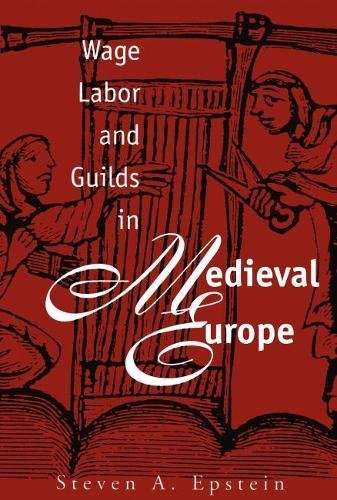 9780807819395: Wage Labor and Guilds in Medieval Europe