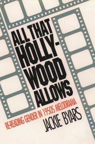 9780807819531: All That Hollywood Allows: Rereading Gender in 1950's Melodrama